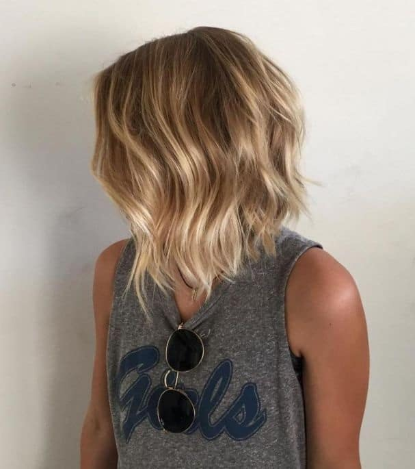 Choppy Bob 30 Styles That Ll Lighten Up Your Look