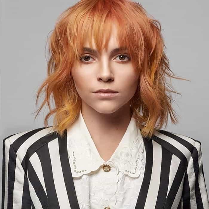 medium length choppy hairstyles  medium length hairstyles