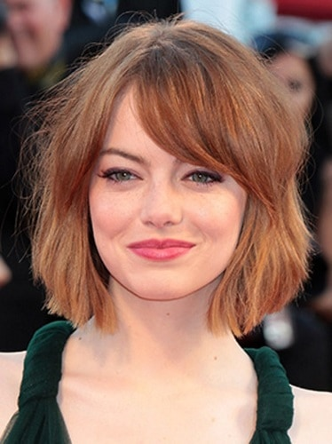22 Blunt And Choppy Haircut Ideas For A Chic Look