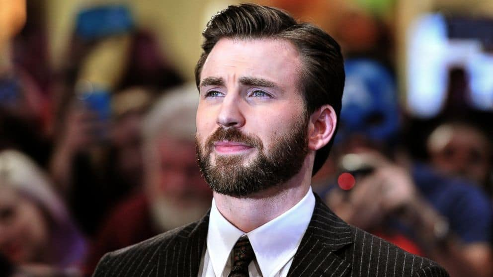How To Get Chris Evans Beard The Right Way Hairstyle Camp