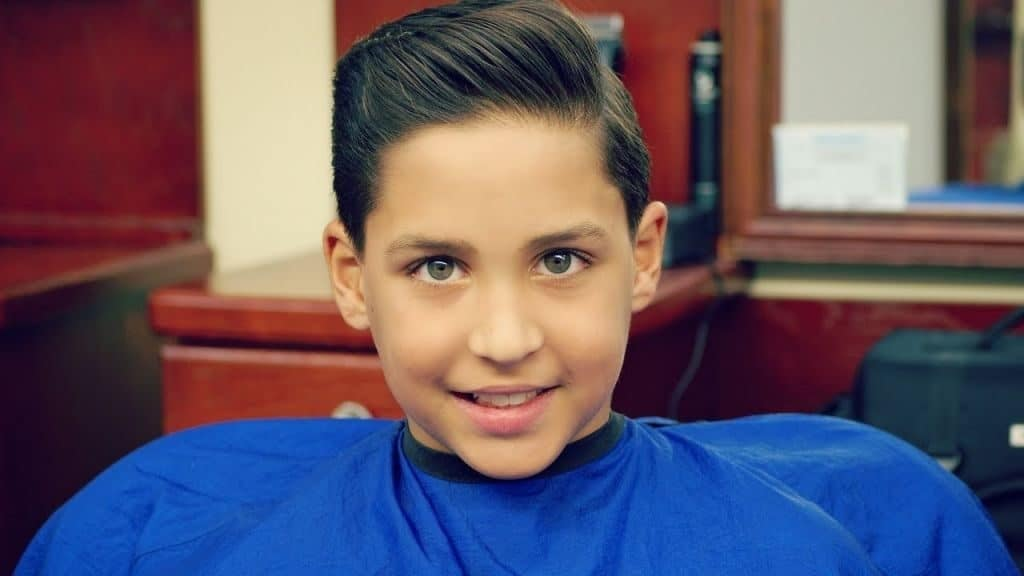 7 Charismatic Comb Over Hairstyles For Boys Hairstylecamp