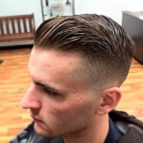 back comb hair style high fade haircut comb back hairs picture gallery 8406 | comb over hairstyles for men menwithstyles mens hairstyles the best comb over haircut jg 2017