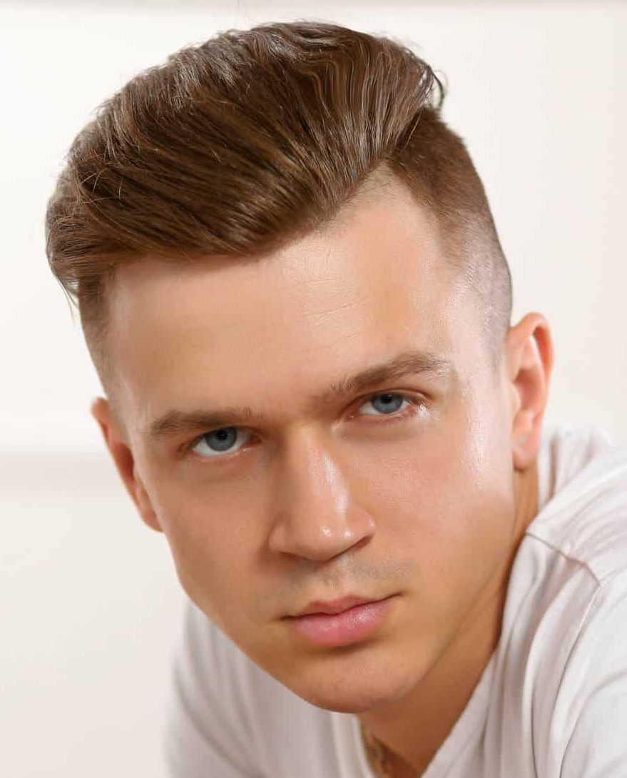 25 Taper Fade Comb Over Hairstyle You Cant Miss Today
