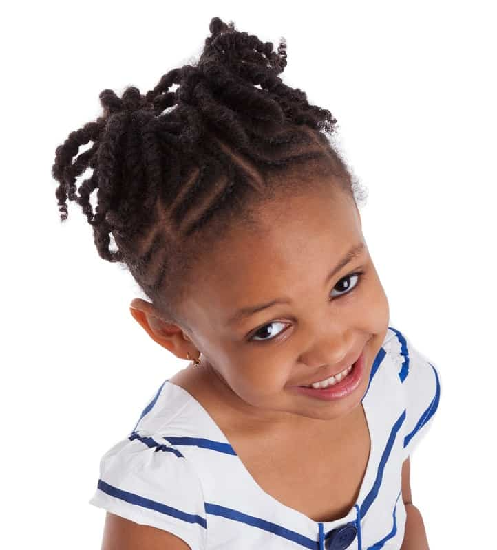 12 Ways To Style Cornrows For Kids Hairstylecamp