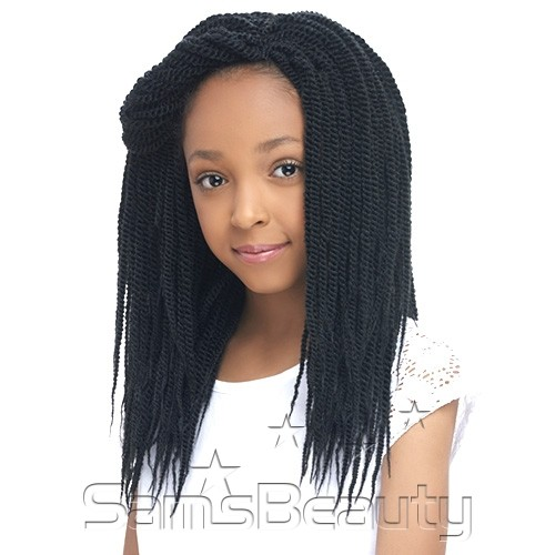 20 Enthralling Crochet Braids For Kids To Try Hairstylecamp