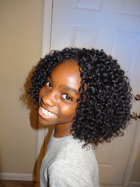 50 Enthralling Crochet Braids For Kids To Try Hairstylecamp