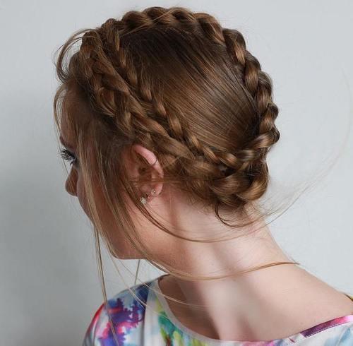 crown braids 4