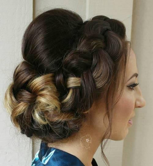 crown braids 9