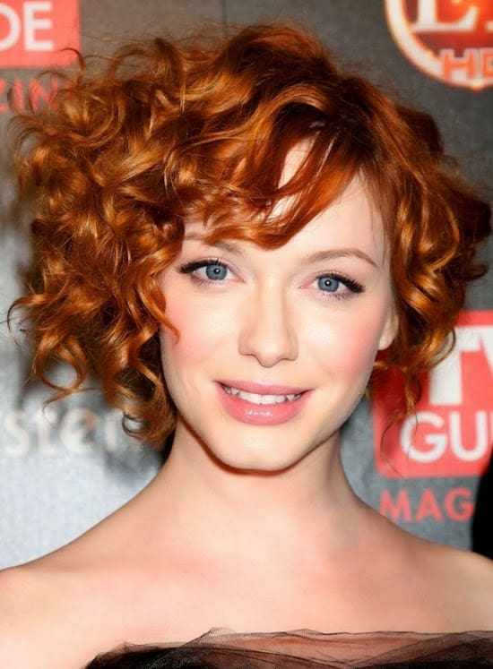 The Best Asymmetrical Curly Bob Hairstyles Hairstylecamp