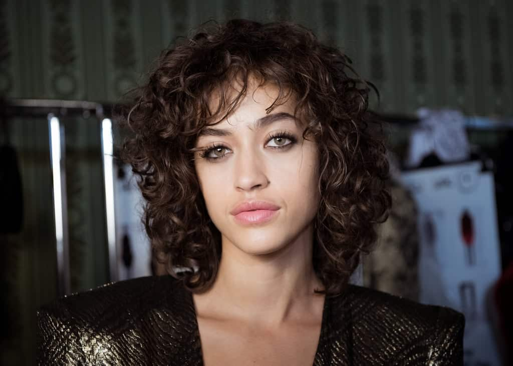 11 Classy Curly Bob Hairstyles With Bangs For Women
