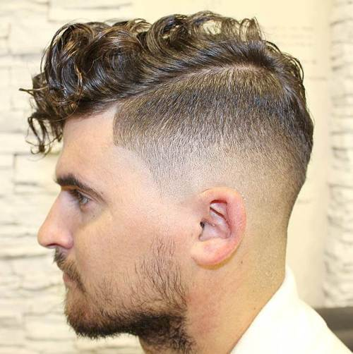 7 Best Comb Over Hairstyles For Curly Hair Hairstylecamp