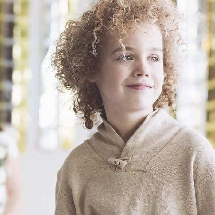 Top 20 Haircuts For Boys With Curly Hair January 2019