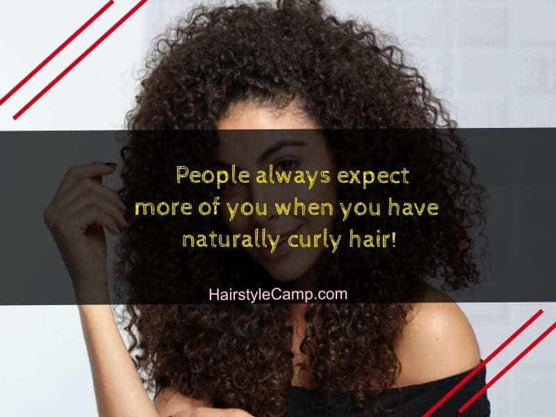 35 Curly Hair Quotes You Can T Resist Sharing Hairstylecamp