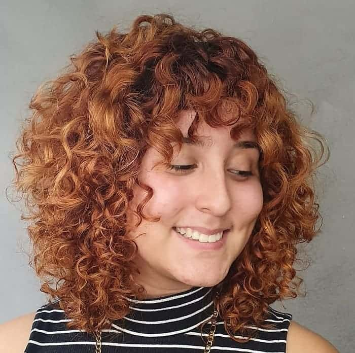 51 Dazzling Curly Hairstyles for Women [February. 2020]