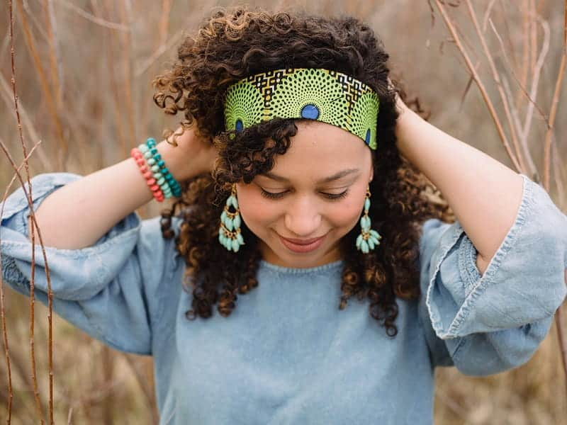 How To Style Curly Hair With Headbands Top 10 Ideas