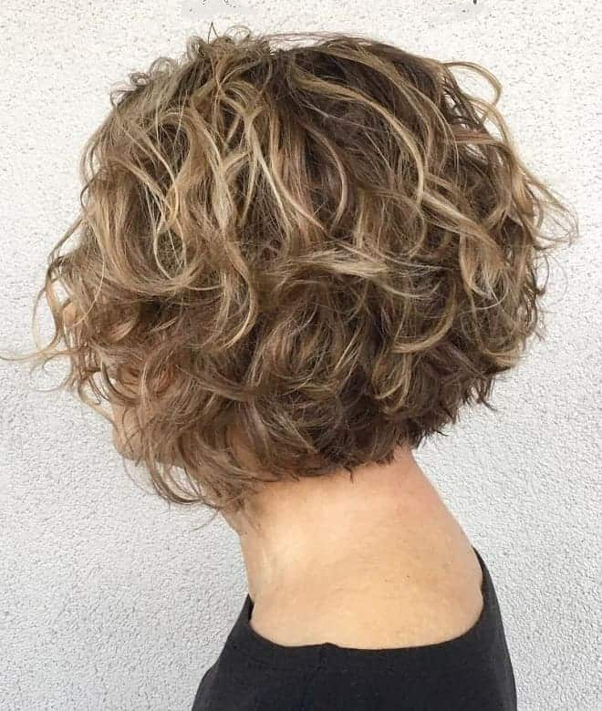 9 Best Curly Stacked Bob Haircut Ideas For 2020