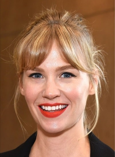 curtain bangs hairstyle for women