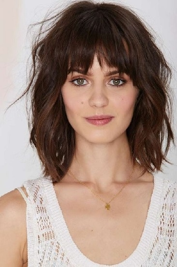 Womens haircuts bangs