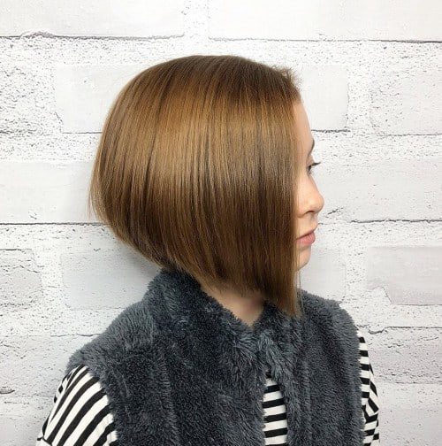 20 Bob Haircuts That Are Perfect For Little Girls Hairstylecamp