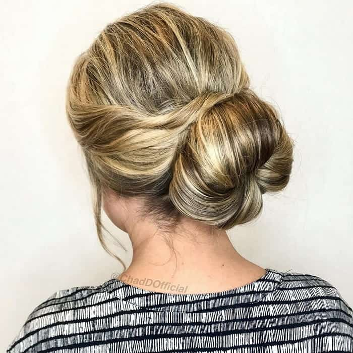 30 Hottest Long Hair Buns For Women To Try In 2021