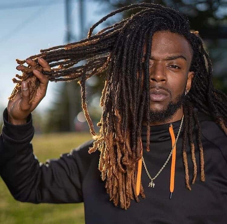 40 Dreadlock Hairstyles For Men To Have A Nomad Look