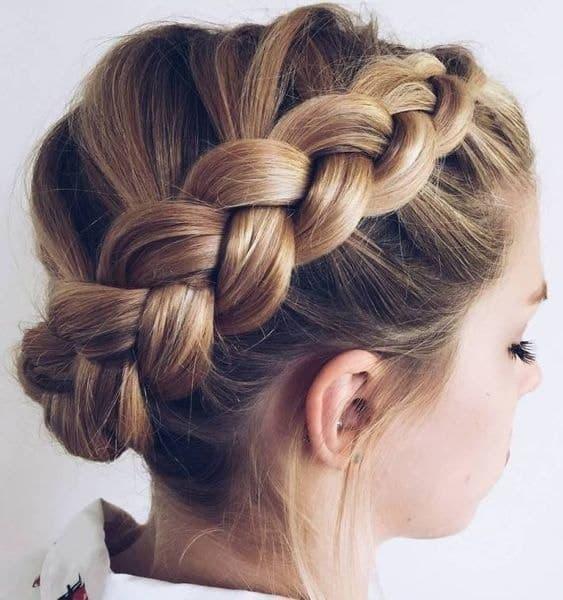 11 Epic Dutch Braid Styles For Short Haired Donnas