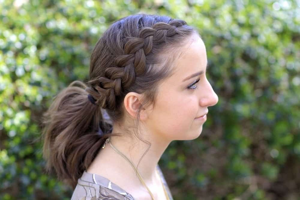 11 Epic Dutch Braid Styles For Short Haired Donnas