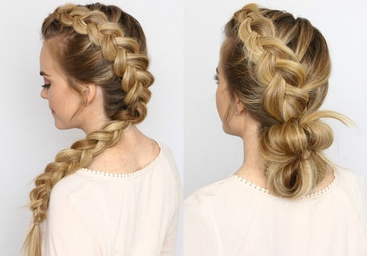 10 Best Dutch Braid Tutorials On Youtube Hairstylecamp
