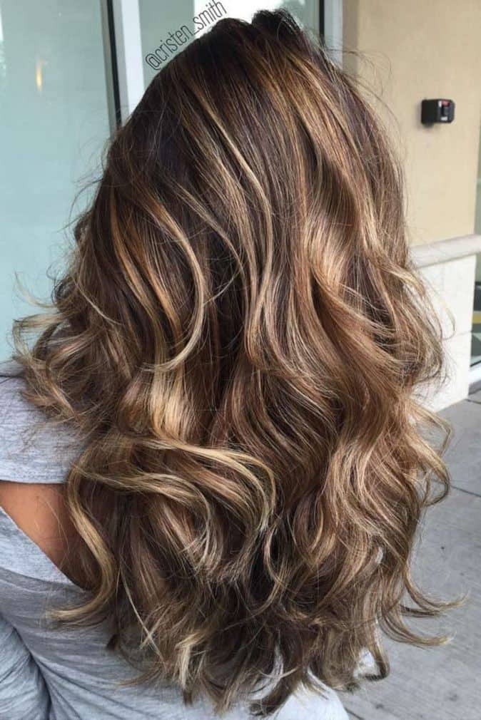 10 Amazing Ways To Style Long Brown Hair For 2019