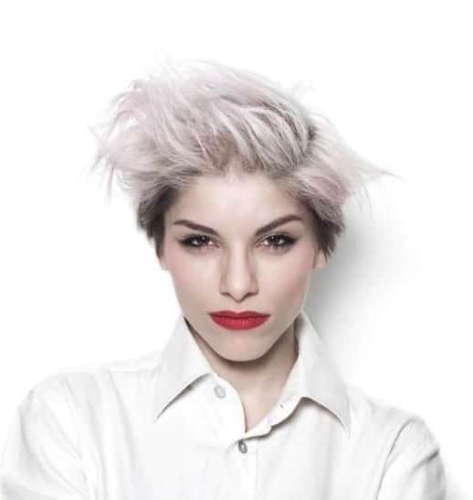 25 Tempting Edgy Short Haircuts For Women 2019