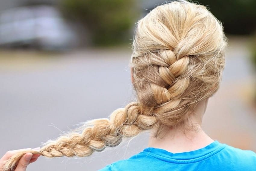 5 Ways To Style The Elsa Braids Hairstylecamp