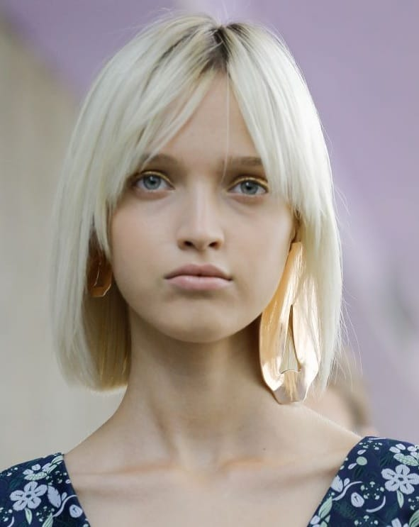 20 Sumptuous Face Framing Bangs Hairstyle For Women