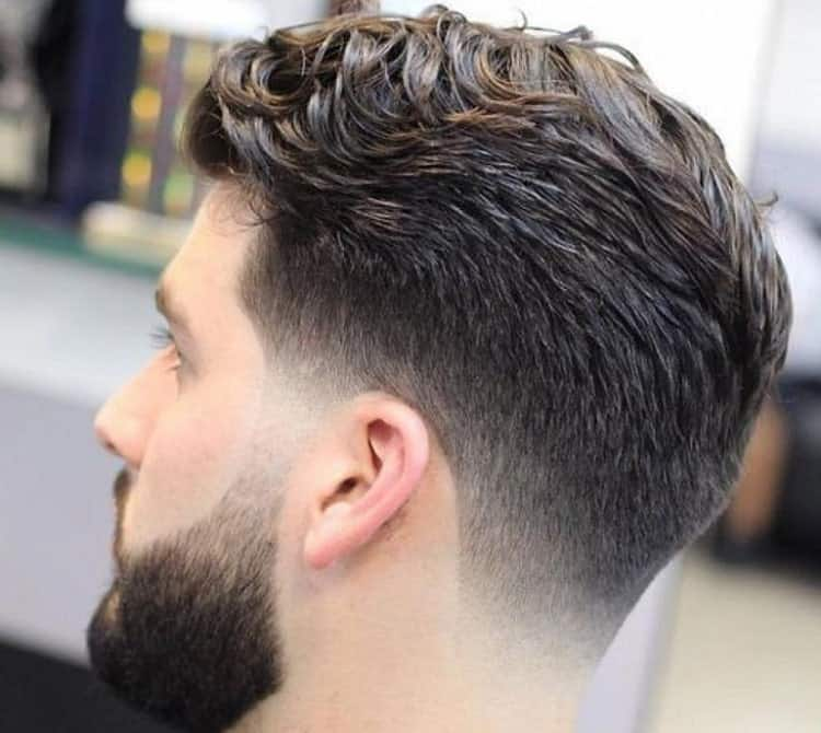 20 Men S Fade Haircuts With A Beard 2020 Guide Hairstyle Camp