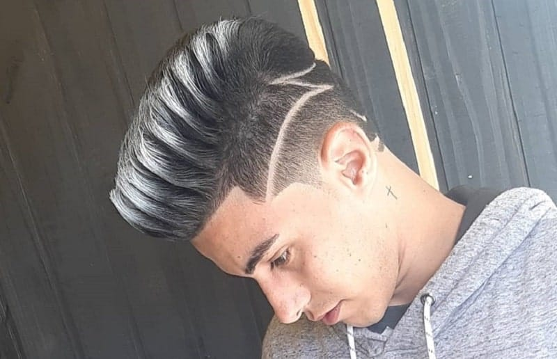 11 Unusual Fade Haircuts with Line for Men – HairstyleCamp