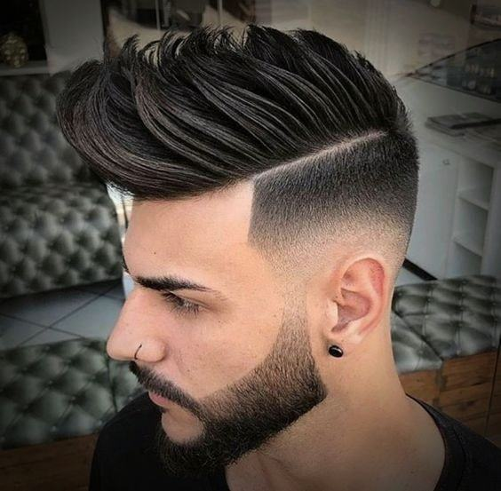 7 Faux Hawk Hairstyles For Boys To Steal The Limelight