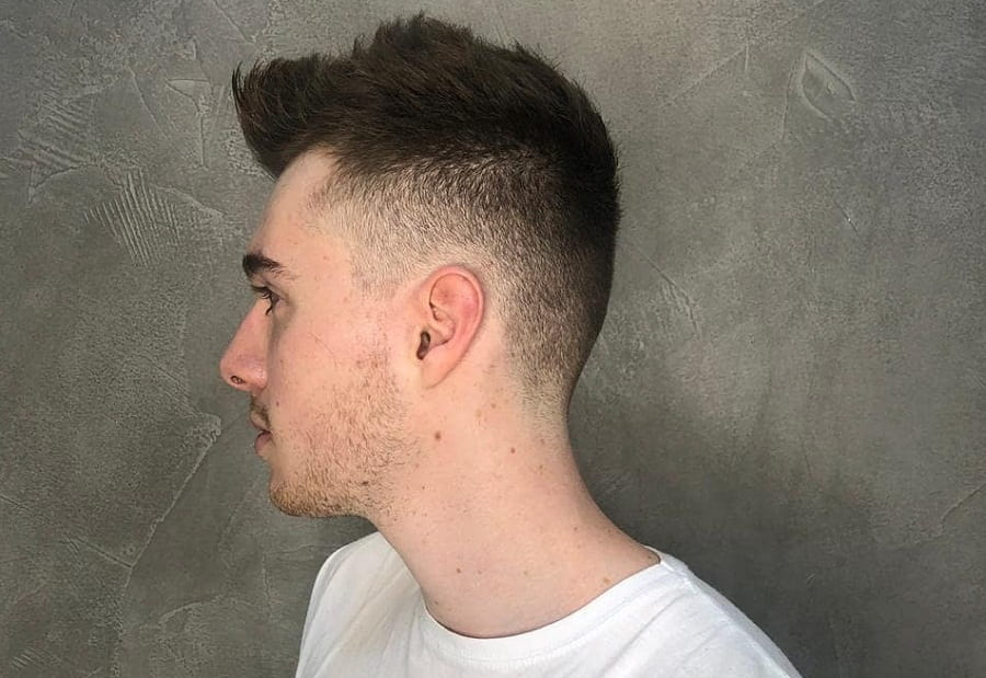 8 Ways to Style a Faux Hawk Taper for Guys (2019 Guide)