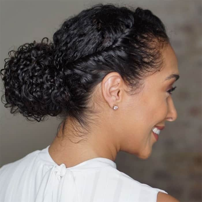 25 Modern Hairstyles For Women With Fine Curly Hair