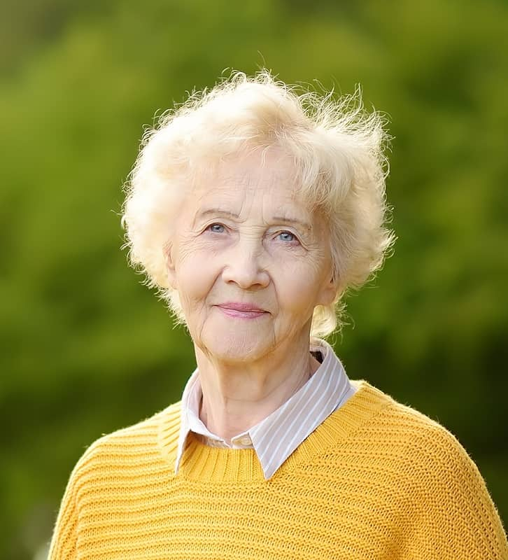 70 Decent Wonderful Hairstyles For Women Over 70