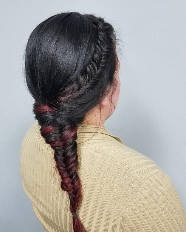 Strange 85 Hottest Fishtail Braid Hairstyles For Women Schematic Wiring Diagrams Phreekkolirunnerswayorg