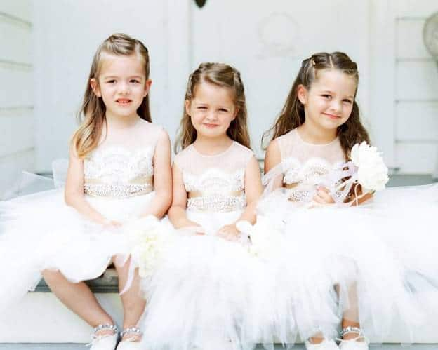 70 Cutest Flower Girl Hairstyle Ideas For 2021