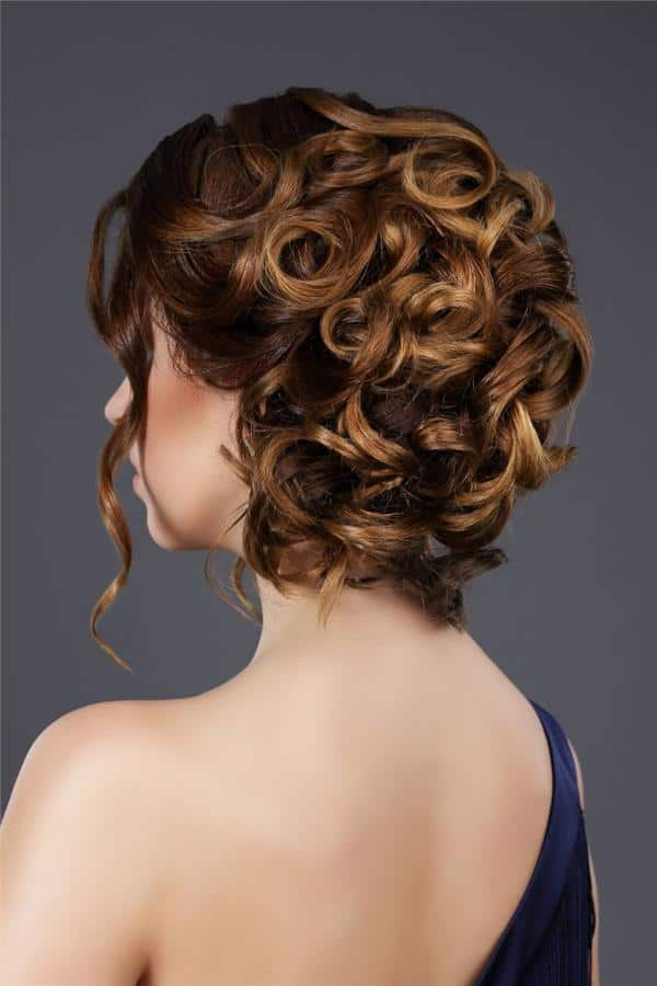 Outstanding 23 Flirty Formal Hairstyles For Short Hair That Look Flawless Natural Hairstyles Runnerswayorg