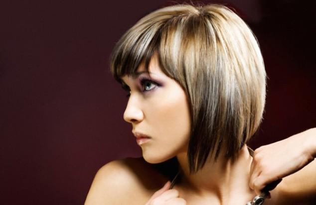 Как сделать колорирование на коротких волосах