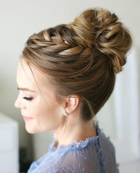 12 Classy French Braid Styles To Rock With Short Hair
