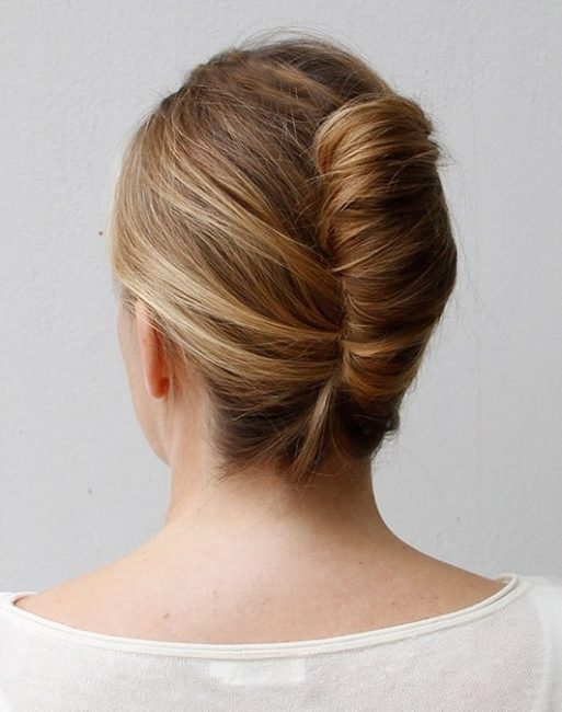 The Best French Bun Hairstyles For Women Hairstylecamp