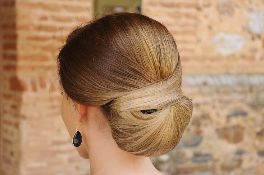 8 Chic French Bun Hairstyles That Scream Class Hairstylecamp