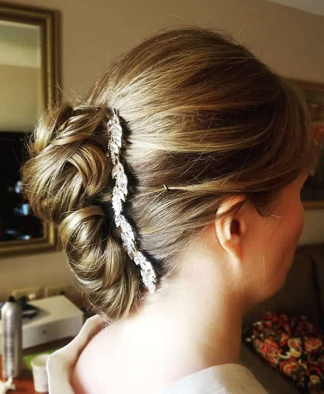 7 Classic French Twist Hairstyles For Every Hair Length