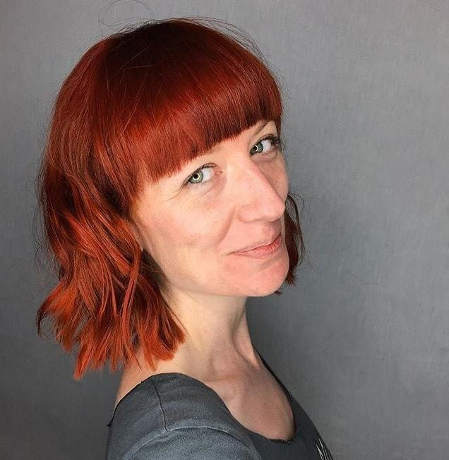 Short Edgy Haircuts For Women Over 50