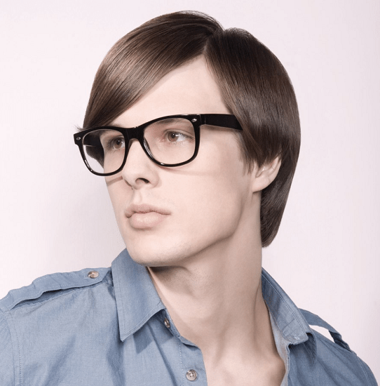 Top 10 Ideal Hairstyles For Men With Glasses Hairstylecamp