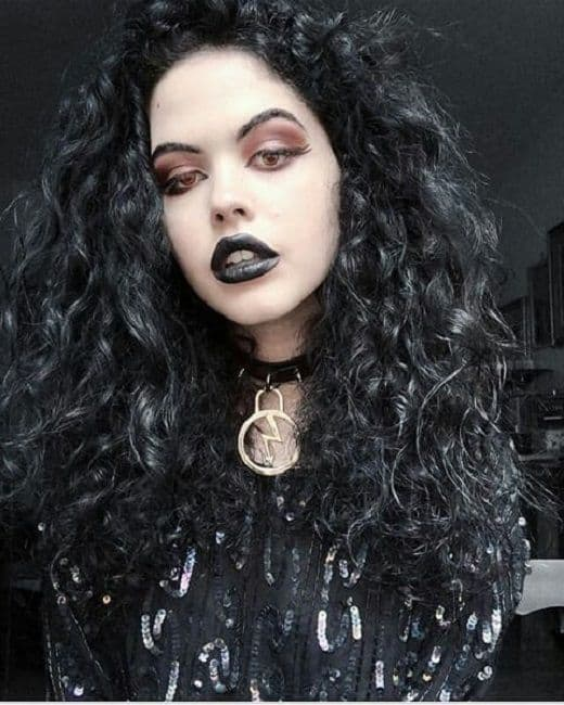 Miraculous 35 Outrageous Gothic Hairstyles Go Insane With Style Natural Hairstyles Runnerswayorg