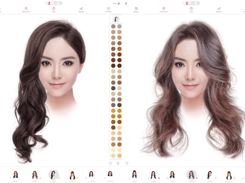10 Best Apps To Try Different Hair Colors 2021 Picks